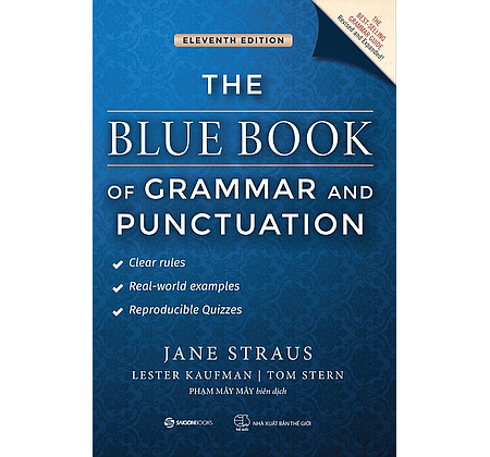 The Blue Book of Grammar and Punctuation/kn0909