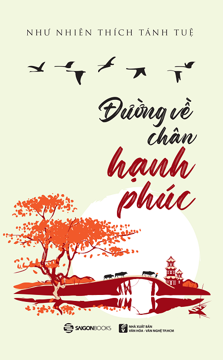 Đường về chân hạnh phúc | Saigon Books